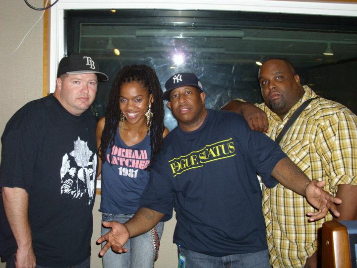 Sirius FM w Dynasty, Dj Premier, & Deacon